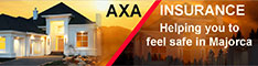 AXA Insurance, helping you to feel safe in Majorca
