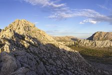 Tramuntana mountains are Spain's best natural interest destination