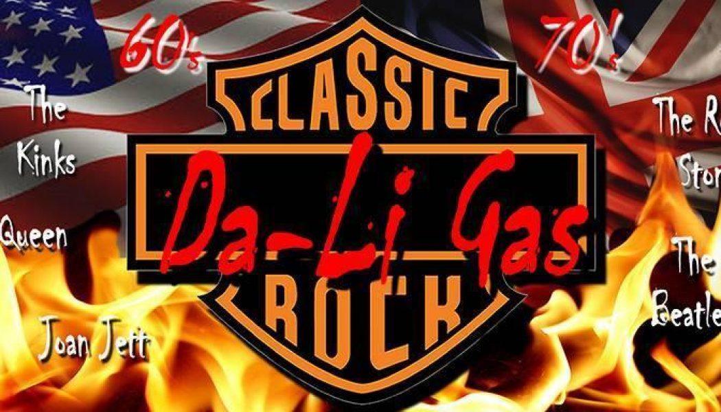 Classic Rock benefit concert with Da-Li Gas