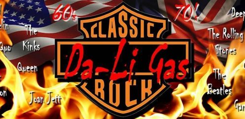 Classic Rock benefit concert with Da-Li Gas